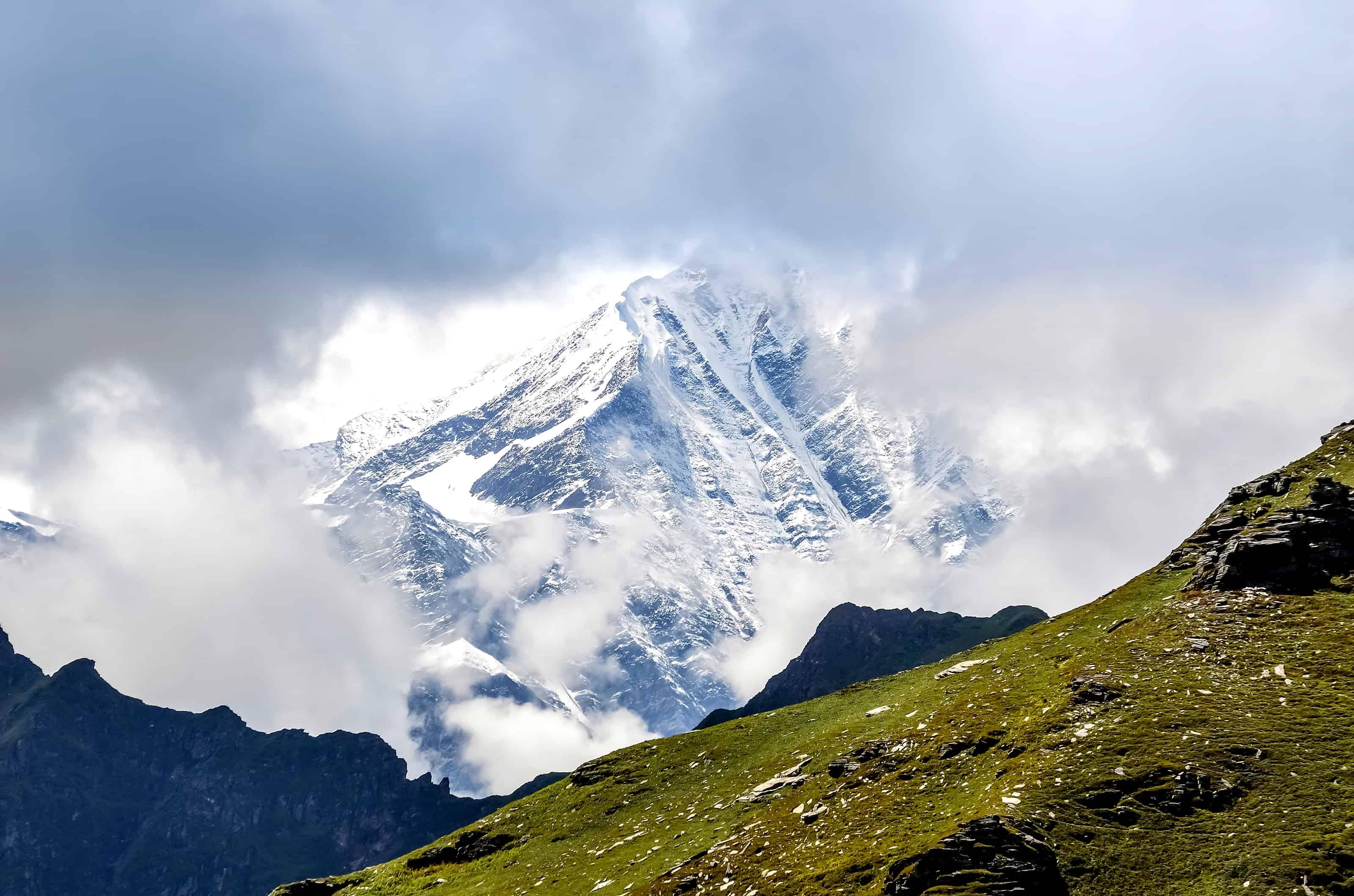 Himachal Pradesh Snowfall