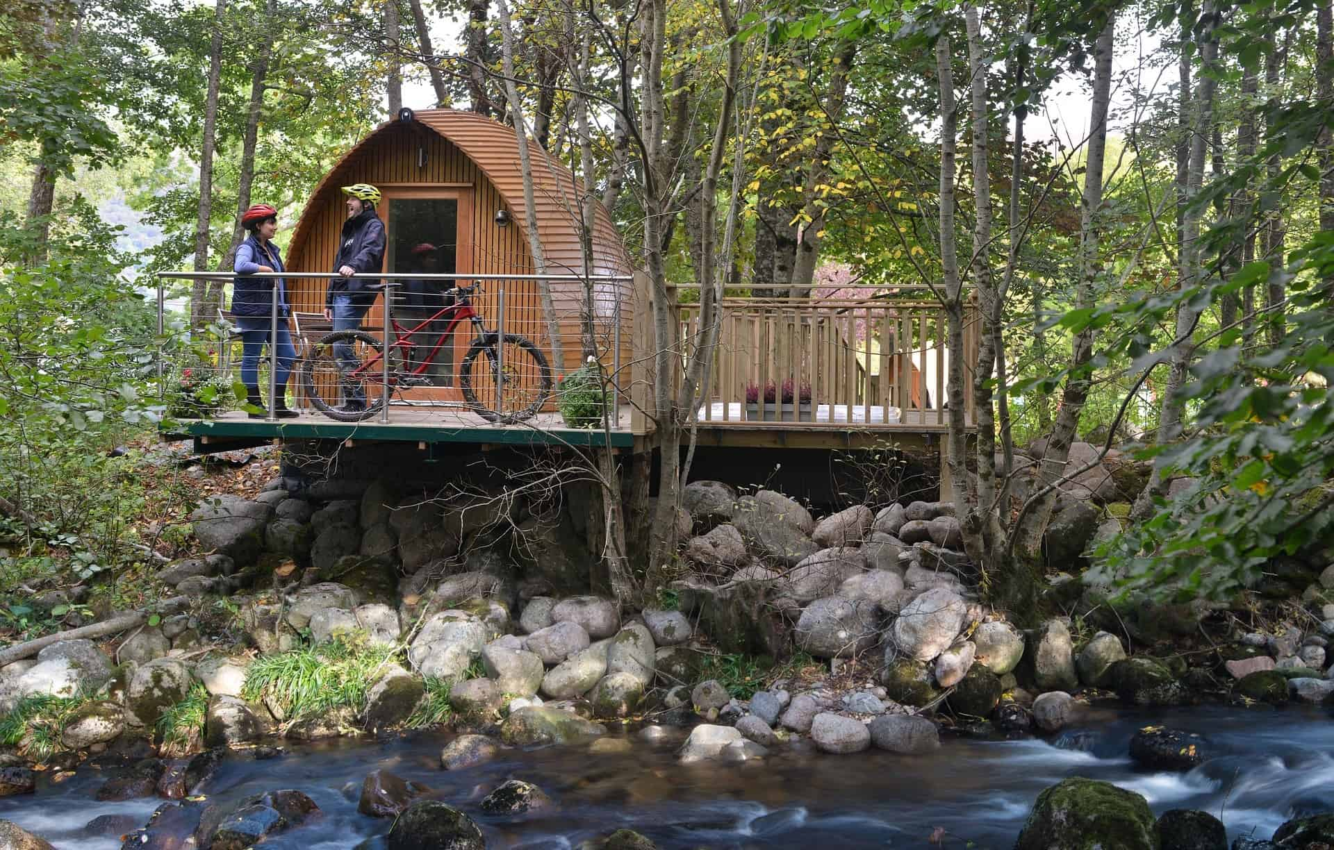 Glamping Find Hidden Beautiful Locations