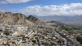Leh Ladakh Town