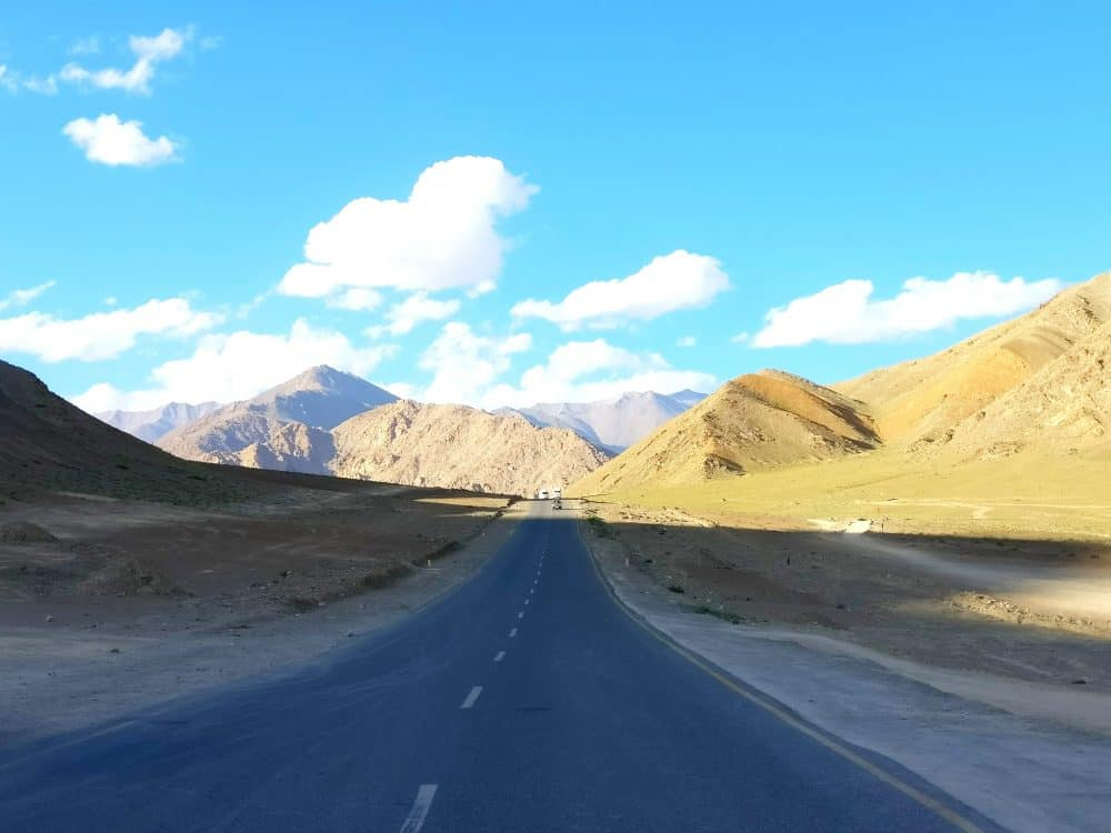 Magnetic Hill Leh Ladakh