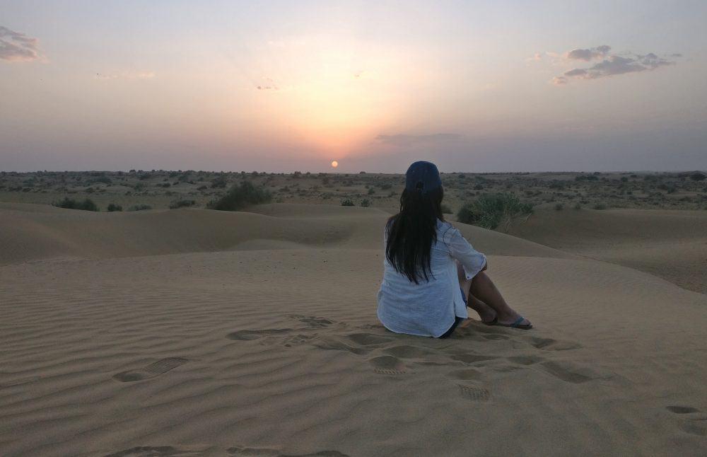 Nikita Kothari Sam Sand Dunes