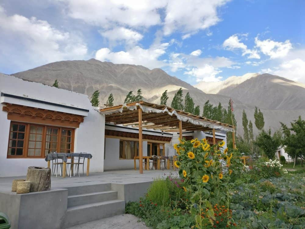 Nubra Ecolodge Nubra Valley Ladakh