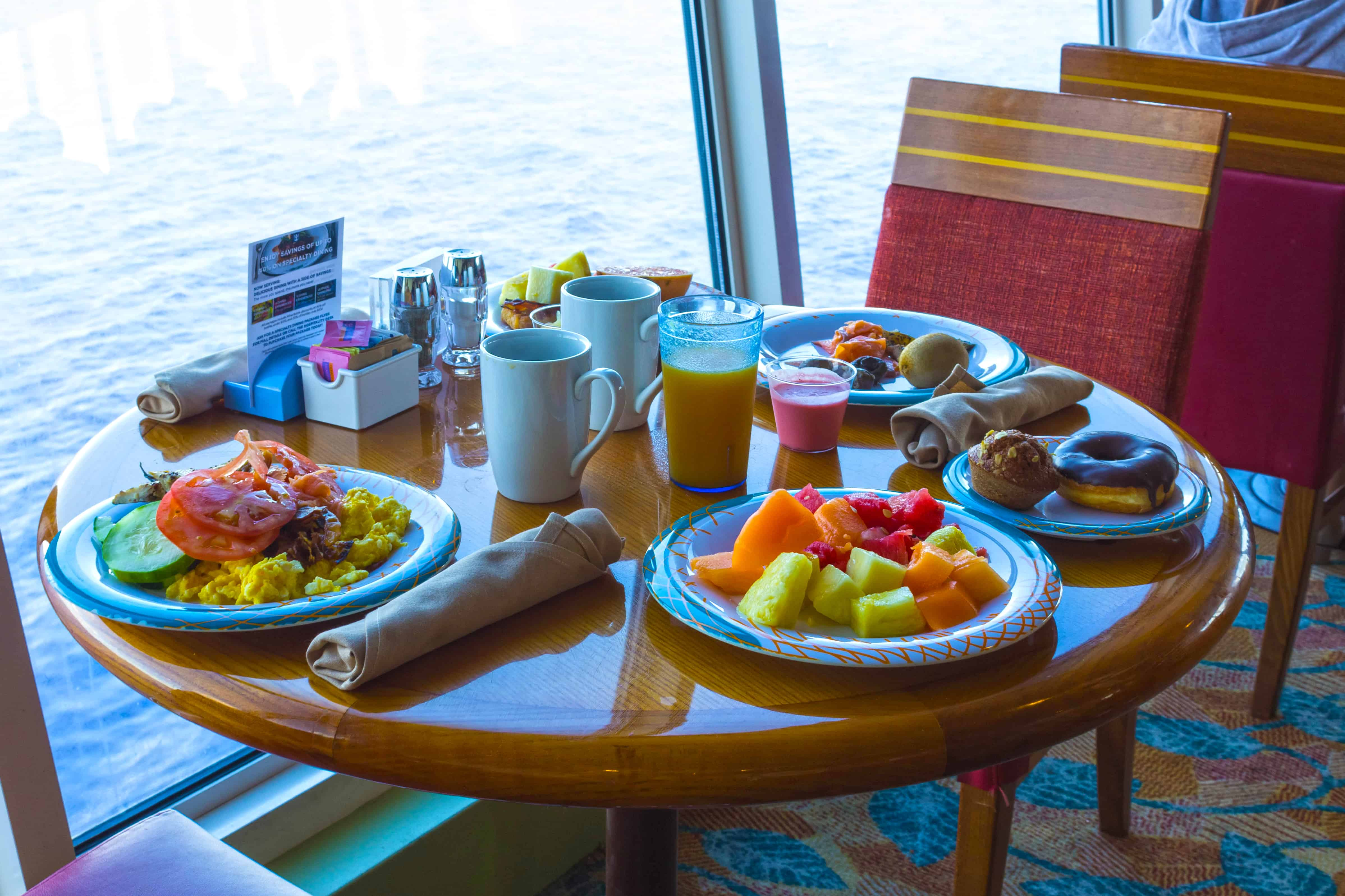 Things To Keep In Mind On Your First Cruise Food