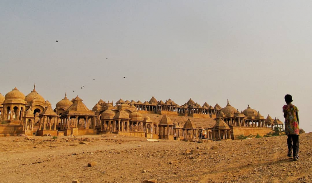 Bada Bagh Golden City Of Jaisalmer