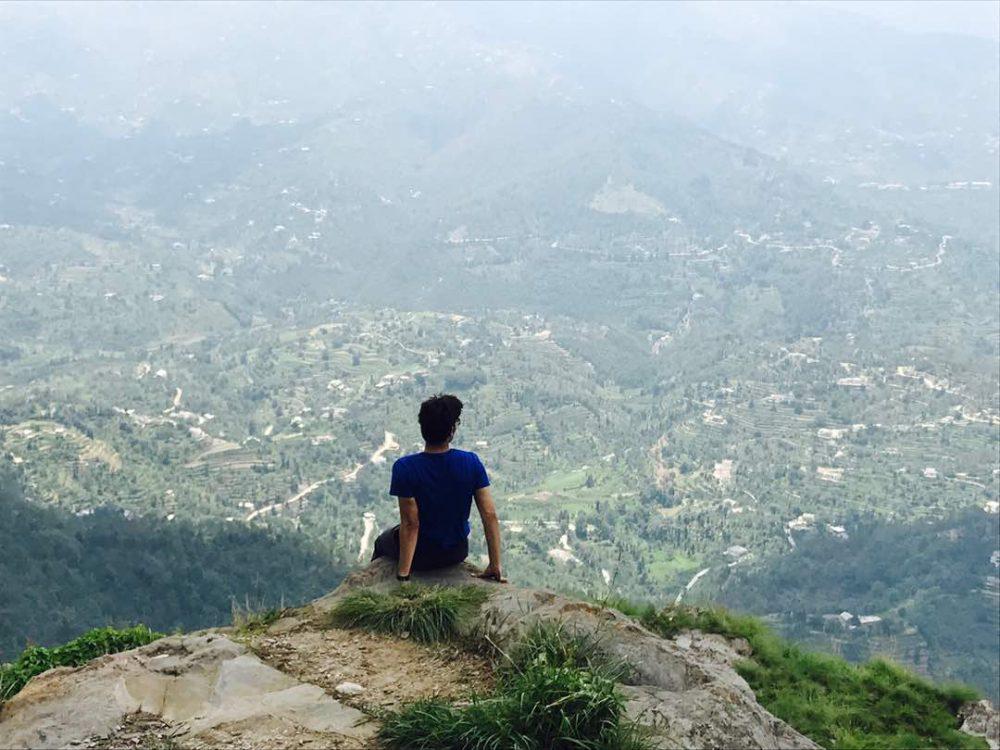 Chauli Ki Jali – The Big Rock Hole 1