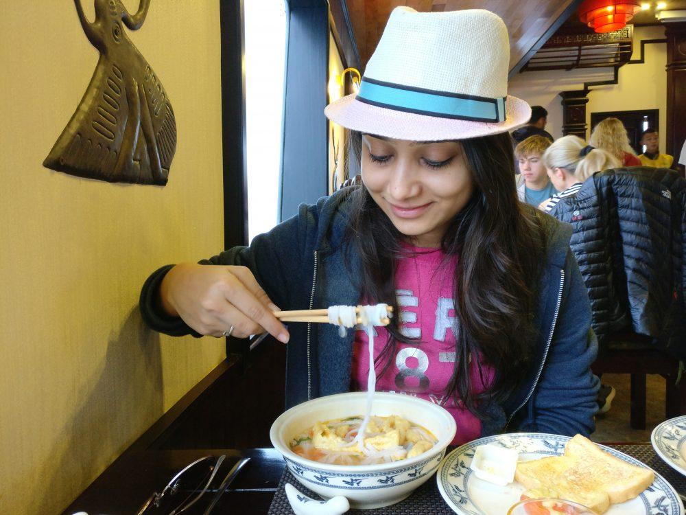 Dragon Legend Cruise Traditional Vietnamese Food