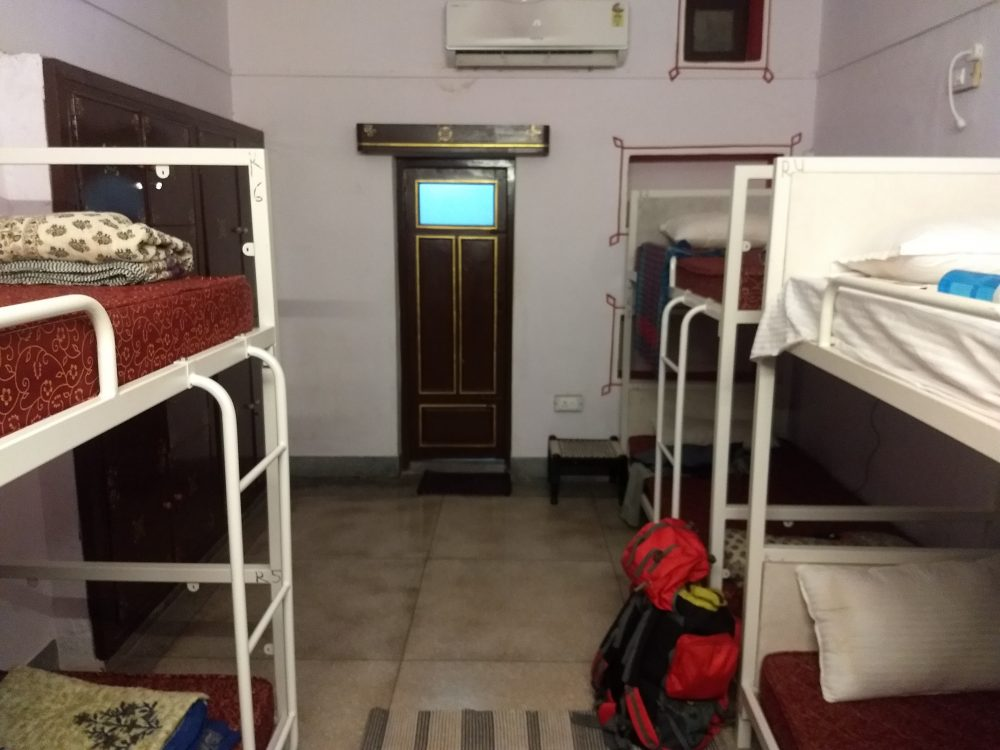 Empty $3 Girls Dorm In Jodhpur GOODBYE Price Peaks