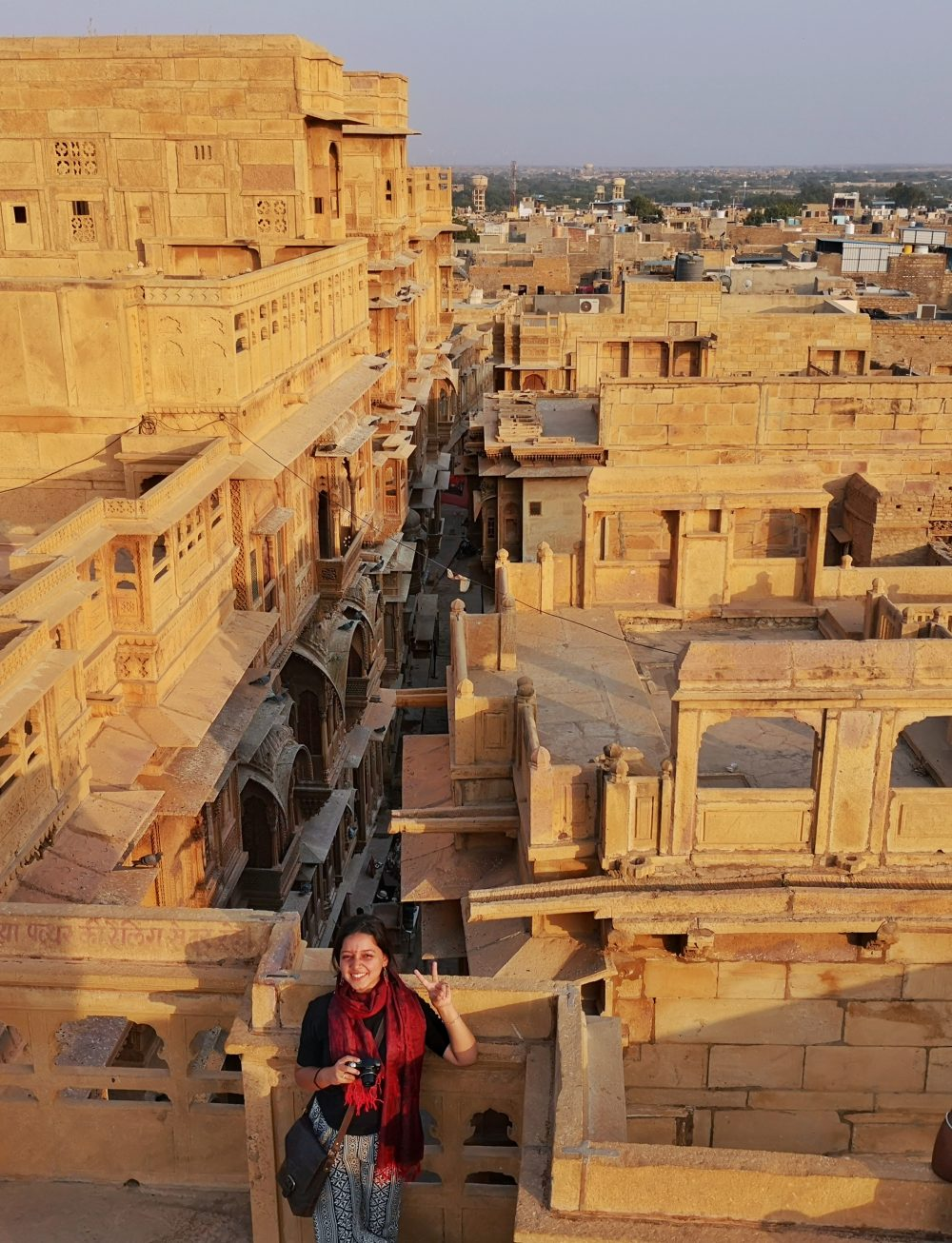 Golden City Of India Jaisalmer Rajasthan 1