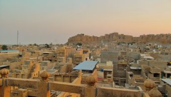 Golden Lessons Being Lost Golden City Of India Jaisalmer