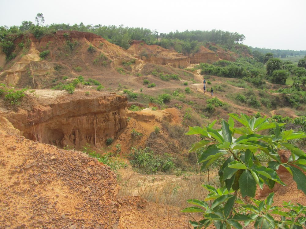 Gongoni Grand Canyon Of West Bengal