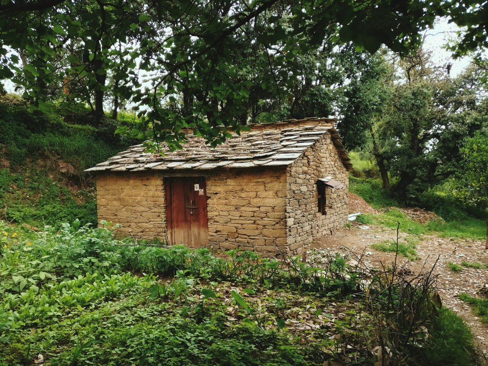 Grandma's House And Her Apricot Orchard Mukteshwar 1