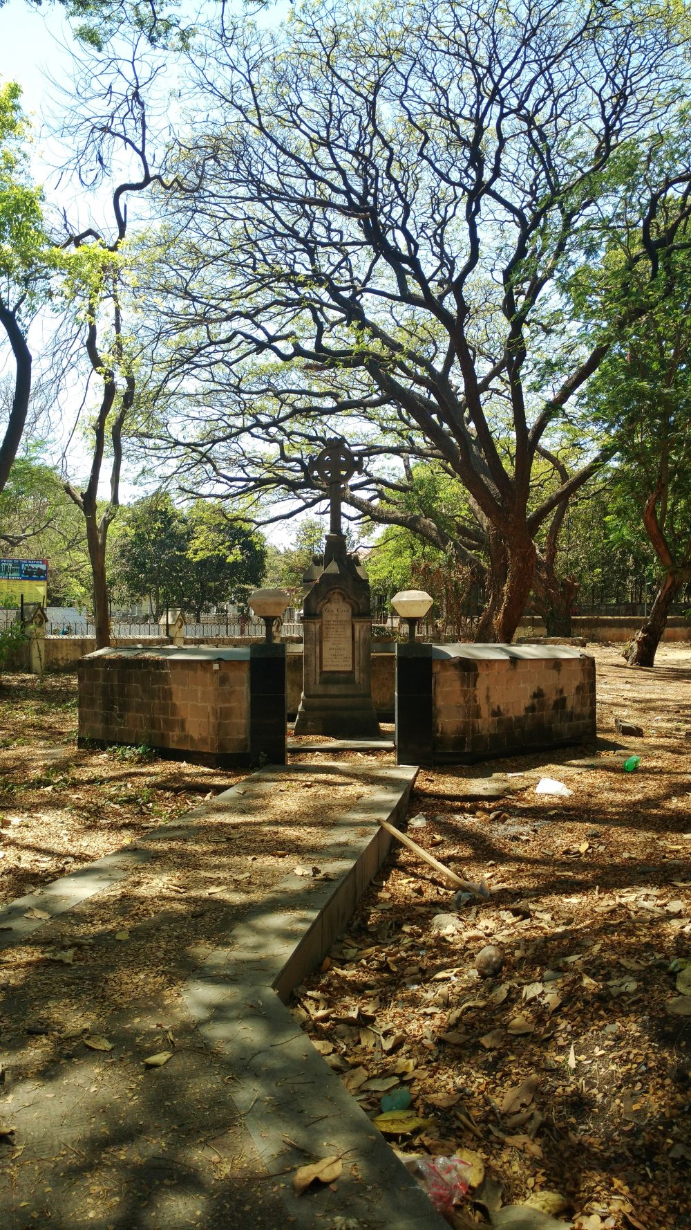 India's First Gothic Church Afghan Church Bombay Mumbai 1