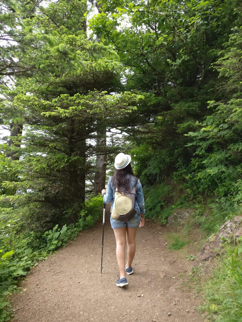 Oregon Coast Hike At Cape Lookout 2