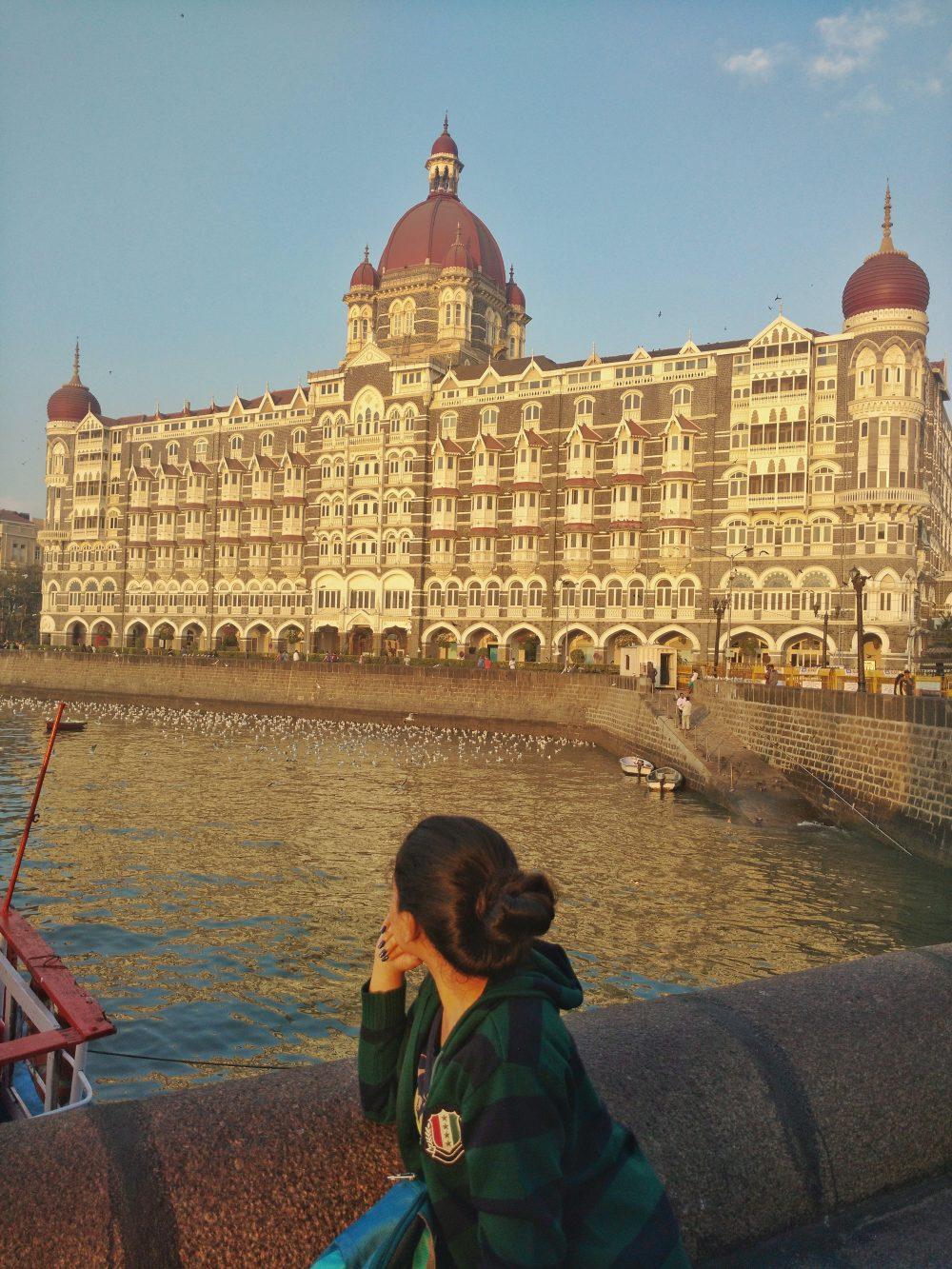 Taj Mahal Palace Hotel Mumbai Bombay