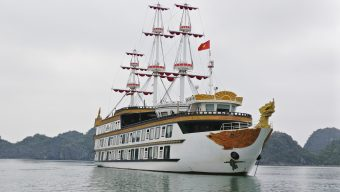 The Dragon Legend Cruise Vietnam
