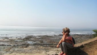Unwind At Lesser Known Island Away From Mumbai Korlai Beach Island Fort