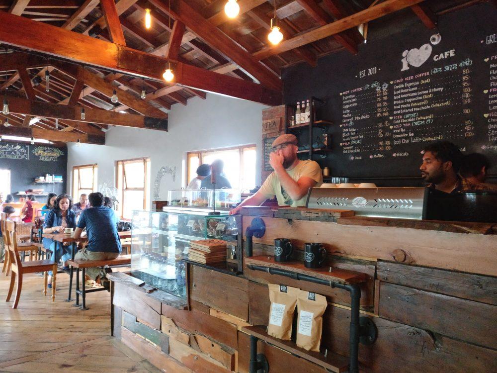 IHeart Cafe Himalayas, Bhimtal 2