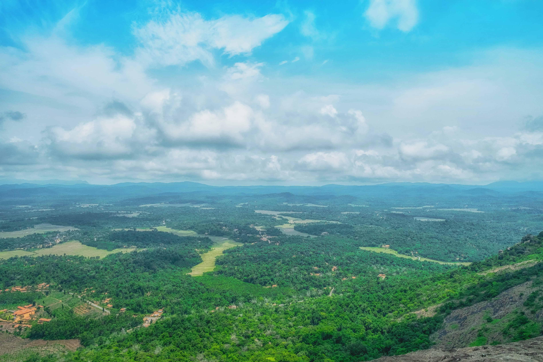 Agumbe Karnataka Hill View
