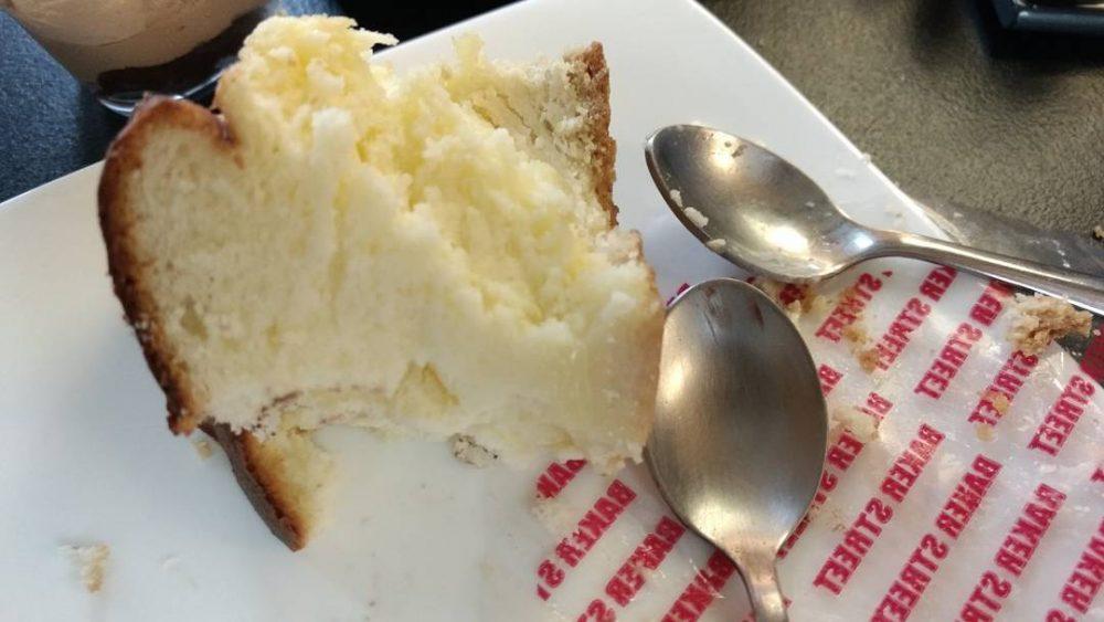 Baker Street Cheese Cake