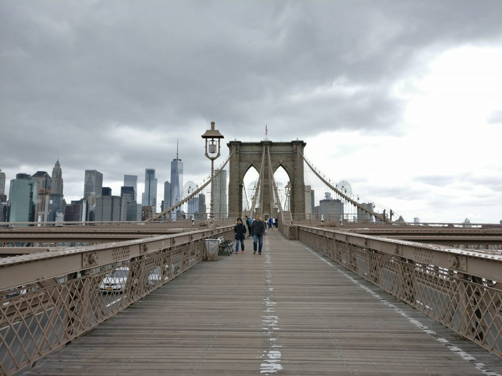 Brooklyn Bridge New York City NYC