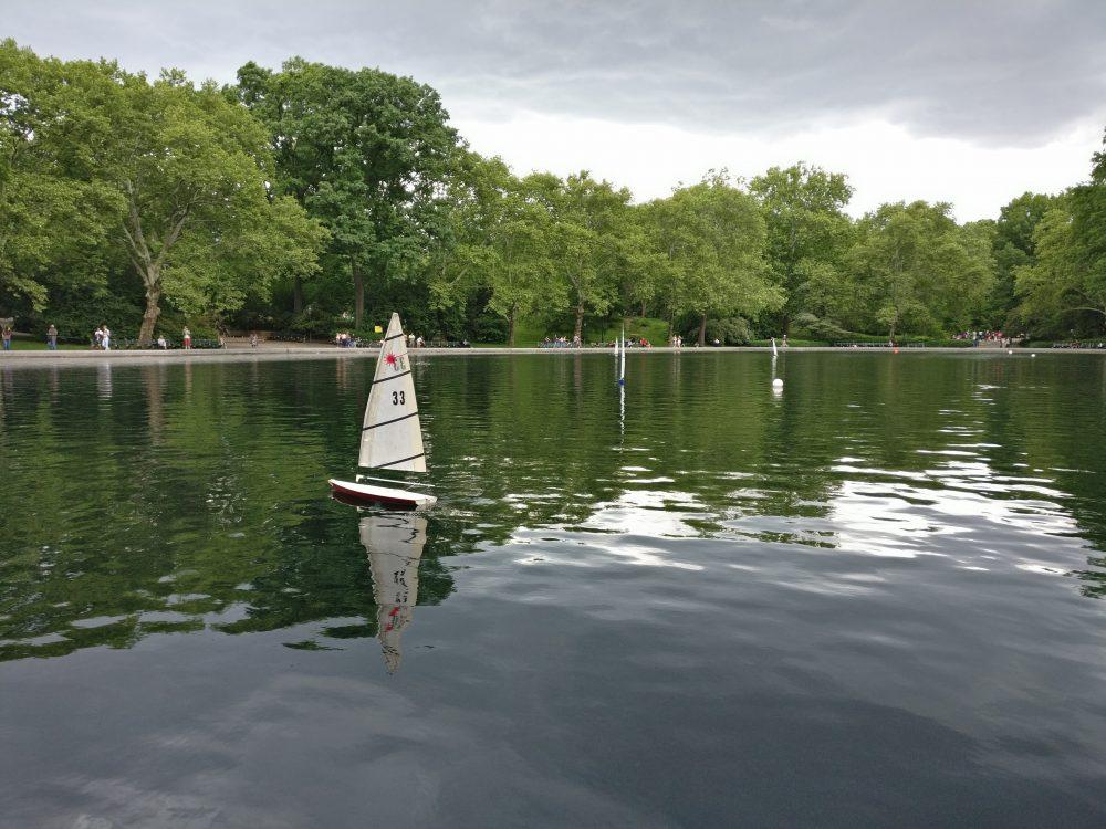 Central Park Stuart Little Location 1