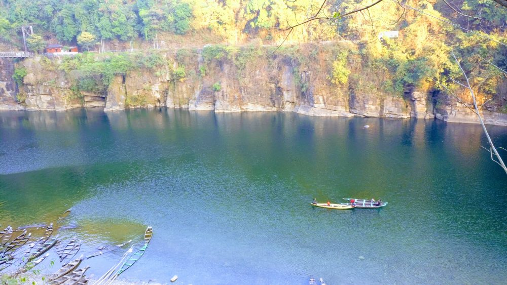 Dawki River Wah Umngot