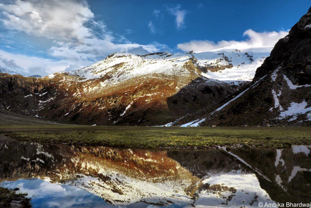Deo Tibba Himachal Pradesh