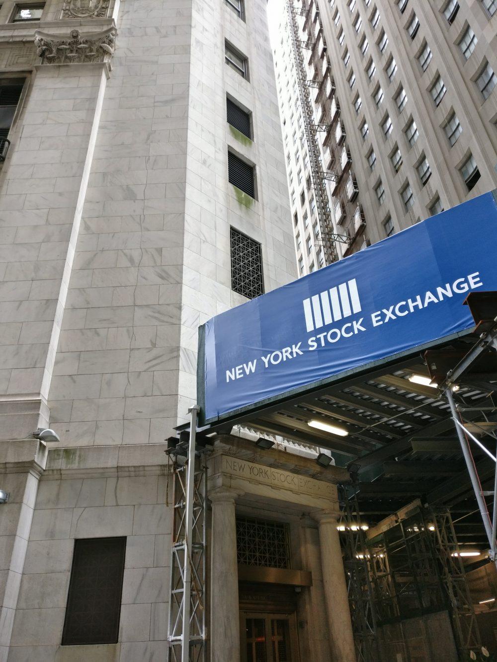 NYSE The New York Stock Exchange