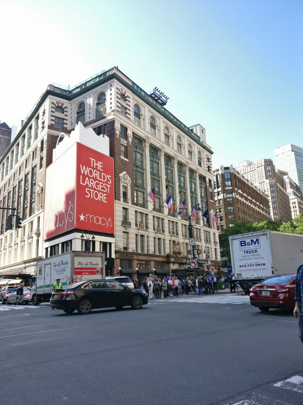 The Macy's Store NYC