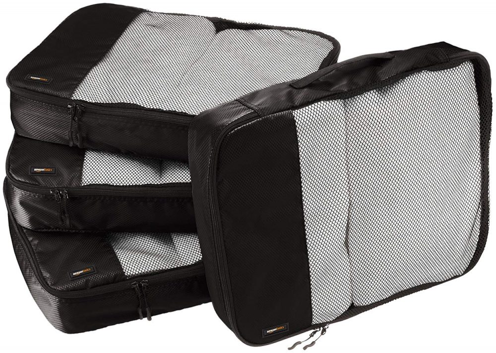 AmazonBasics Dress Packing Cubes