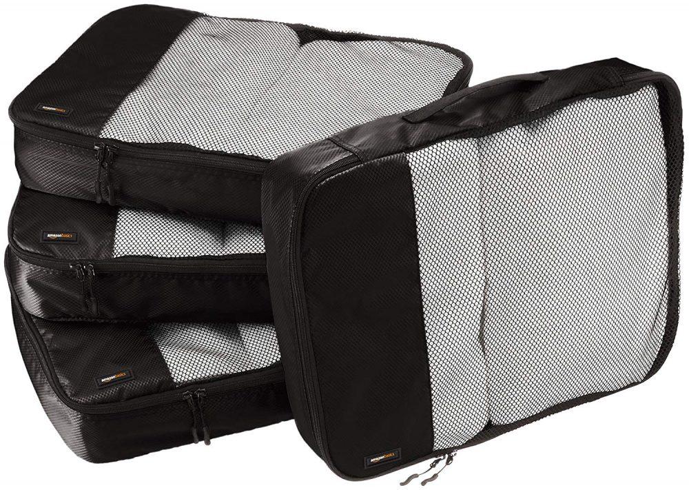 AmazonBasics Dress Packing Cubes
