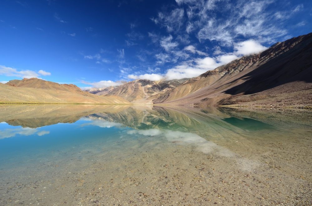 Chandra Taal Lake Of The Moon Himalayas