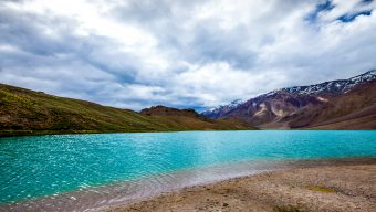 Chandratal Lake Spiti Valley Lahul And Spiti Himachal Pradesh (India)