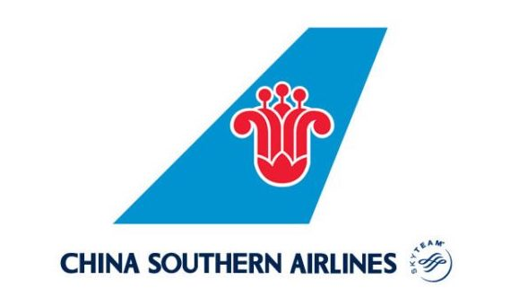China Southern Airlines Logo Meaning Kapok Flower Blue Tail Fin