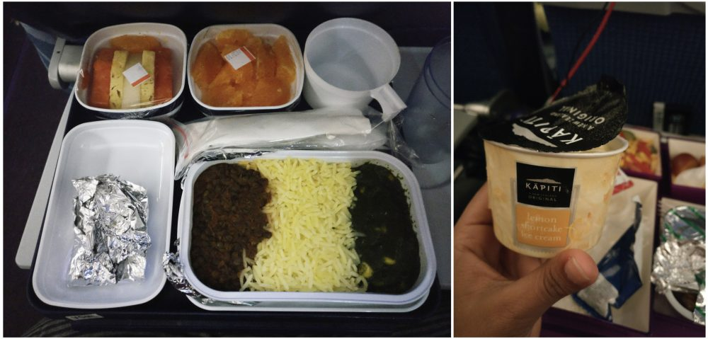 China Southern Airlines (Review) Food In Flight Meals