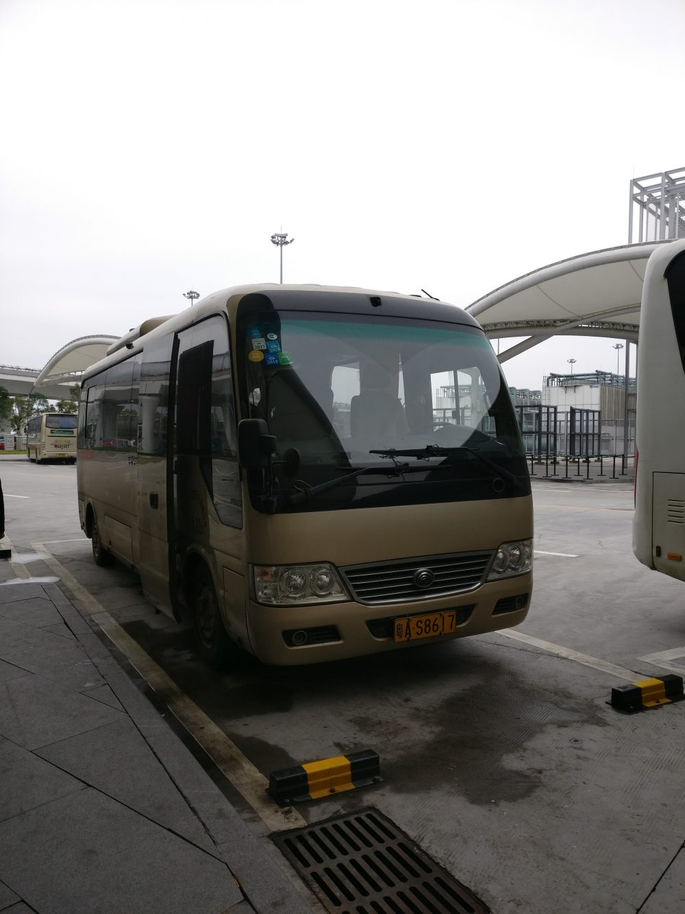 China Southern Airlines Transit And Layover Bus