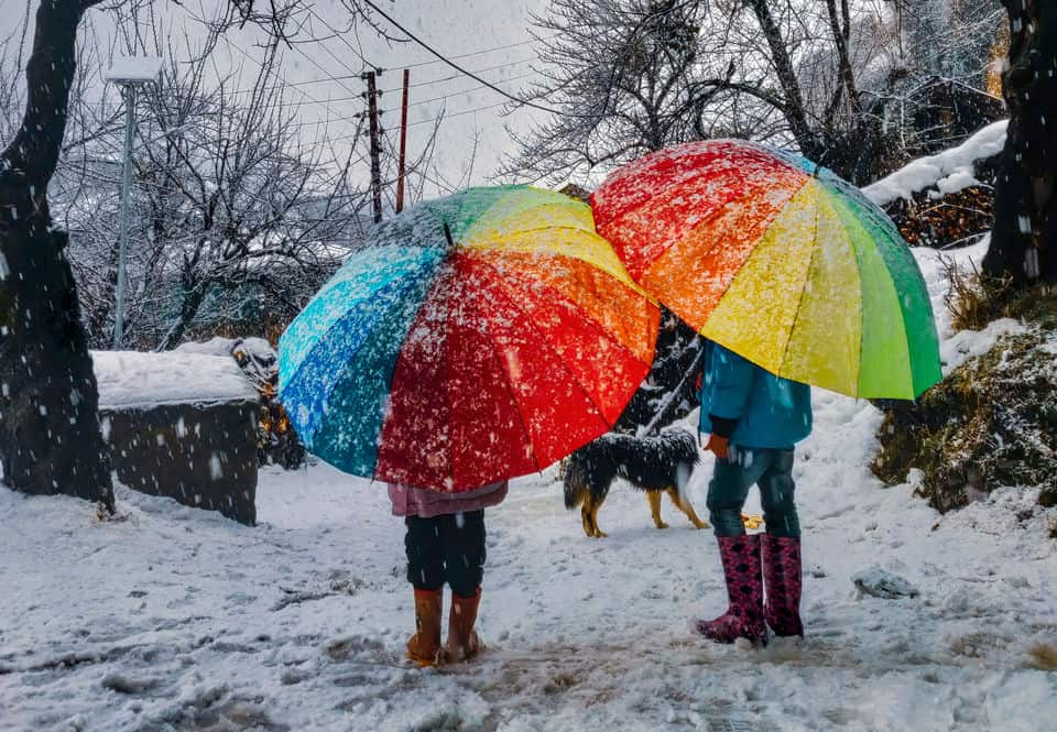 Gear Matters First Time Snow Snowfall Newbies Tips