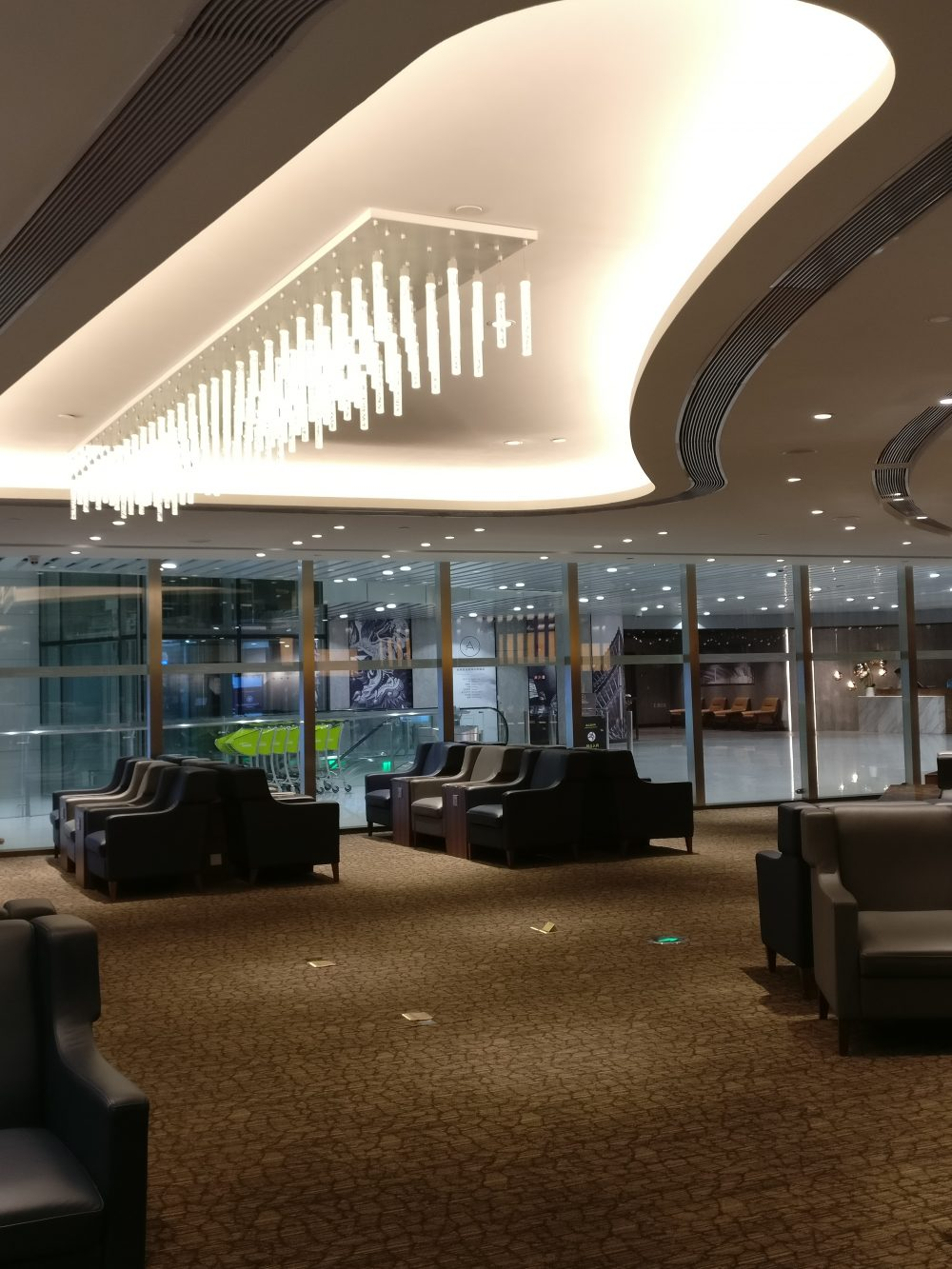 Guangzhou Premium Lounge International Airport Review 1