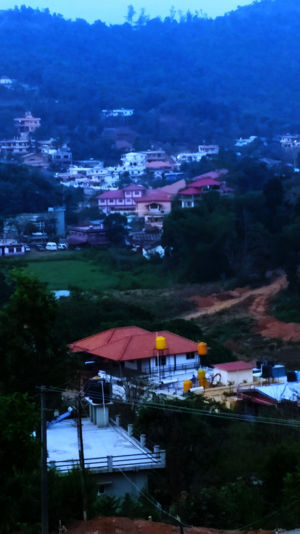 Airbnb Place Host Coorg Mountain Hill View