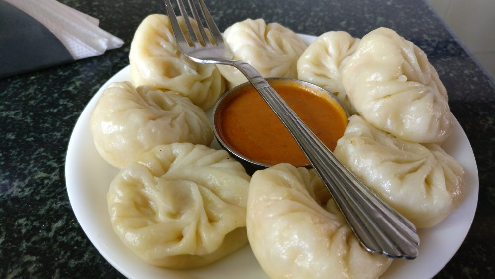 Giant Momos South India