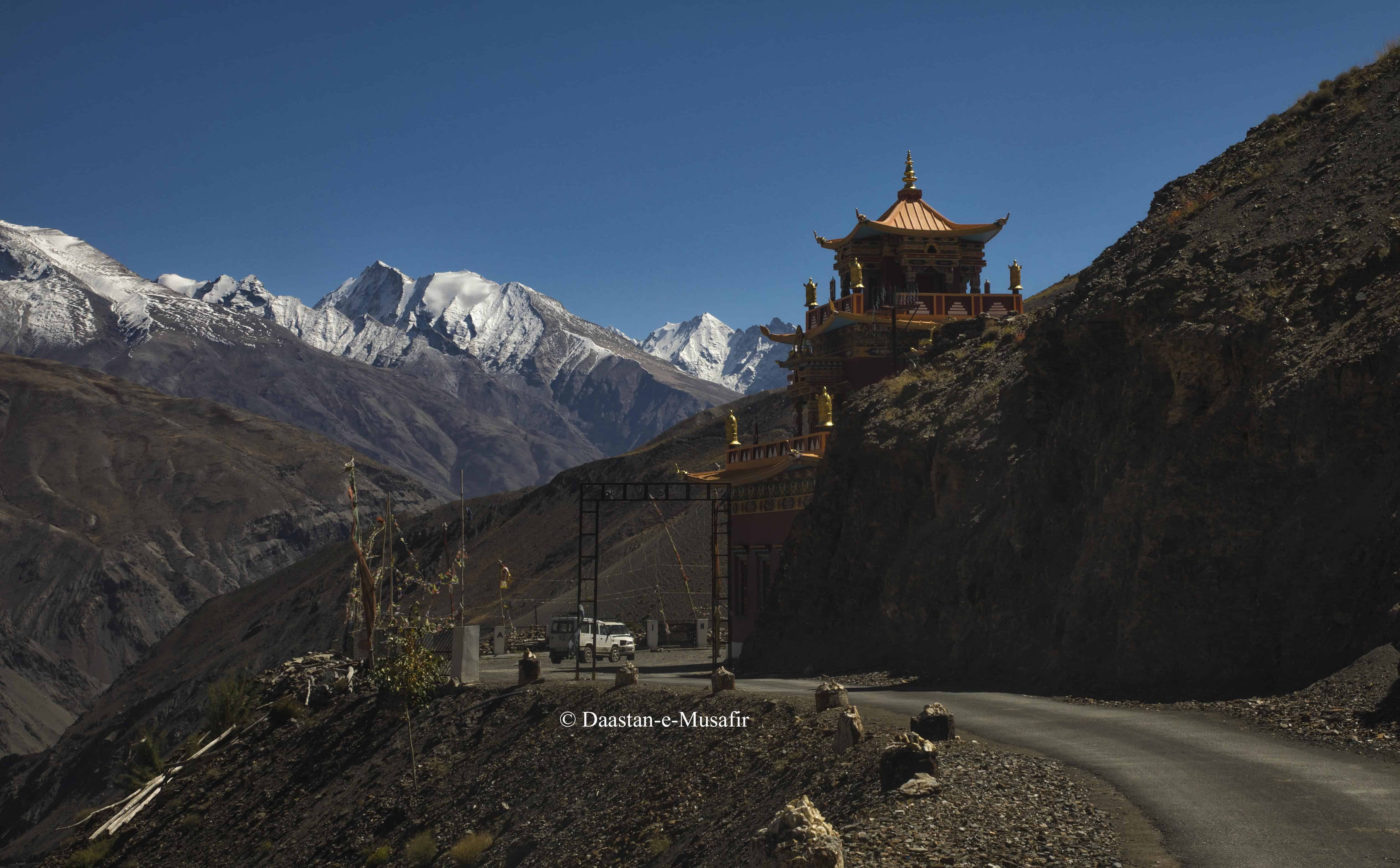 Giu Monastery Mummy