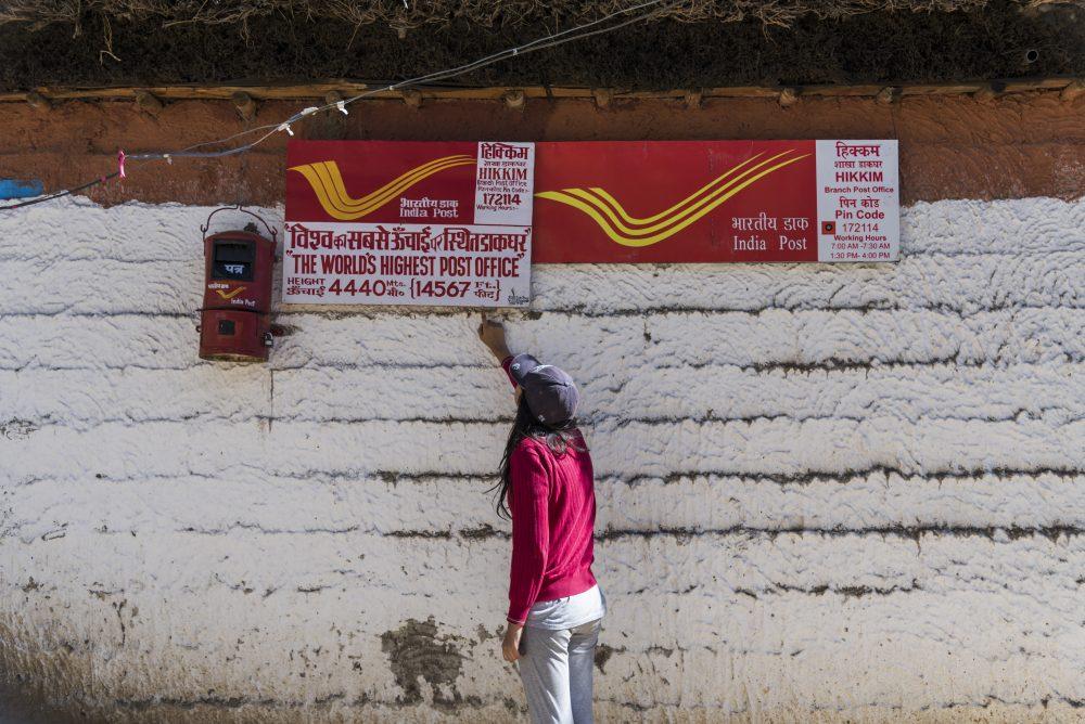 Hikkim World's Highest Post Office