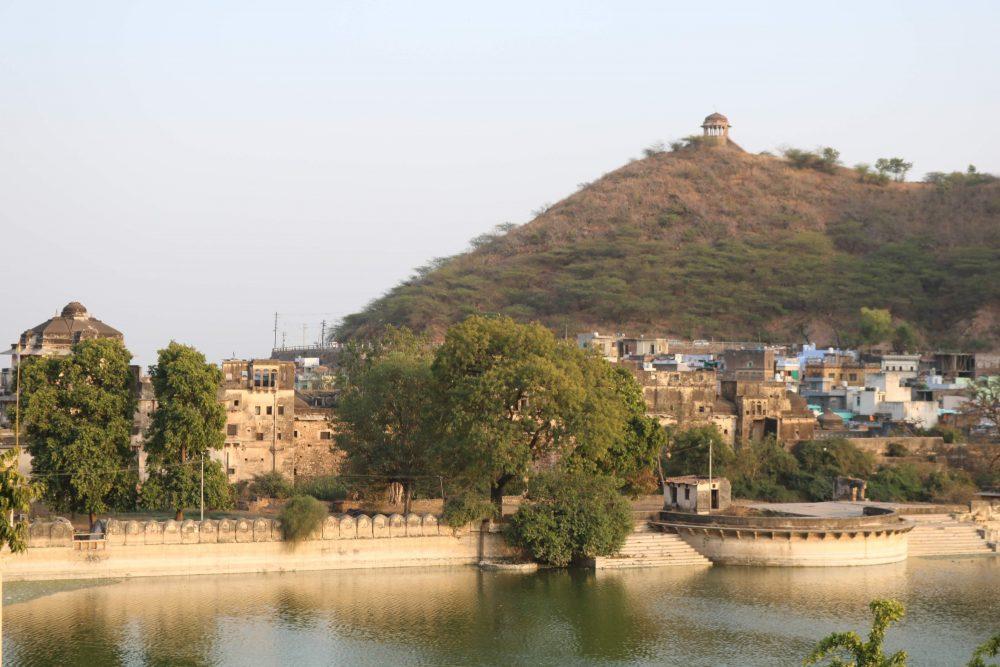 Nawal Sagar Lake Rajasthan