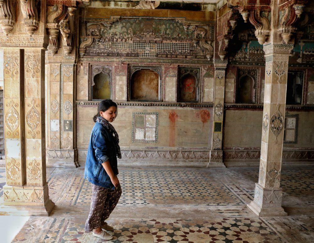 Phool Mahal Palace Bundi Rajasthan