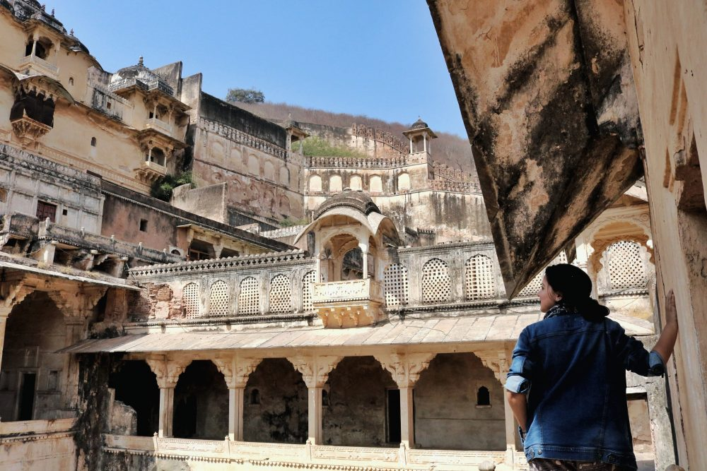 Rajasthan Bundi Tanisha Guin