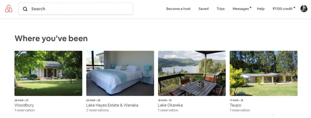 Airbnb New Zealand