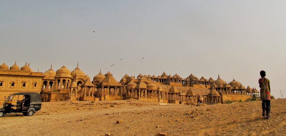 Bada Bagh - Jaisalmer - Rajasthan - India