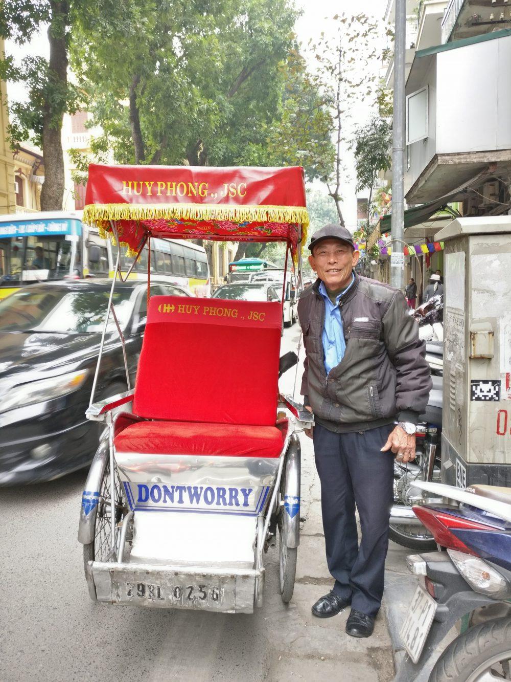 Cyclo Vietnam