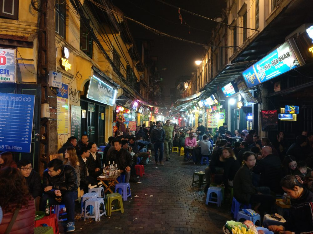 Hanoi Night Market Food Haven Vietnam