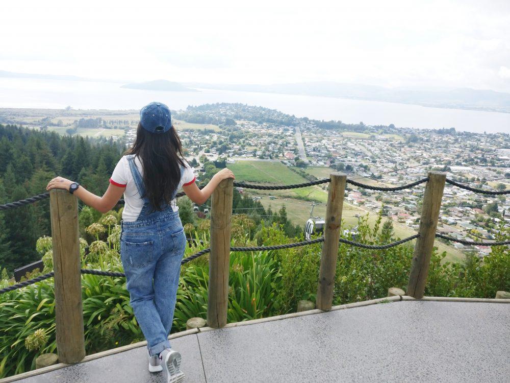 Nikita Kothari Skyline Rotorua New Zealand